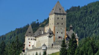 Moosham, nejstrašidelnější hrad Rakouska: Děly se tu věci podivné i na čarodějnické procesy