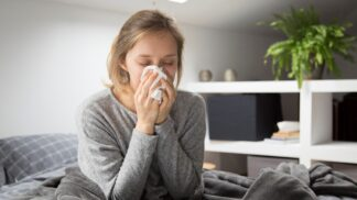 Zaražená rýma v hlavě: Pomohou tyto babské rady