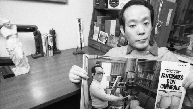 Kanibal Issei Sagawa: Porcování spolužačky z něj v Japonsku udělalo celebritu