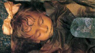 Záhada mrkající mumie: Rosalia Lombardo prozradila své tajemství až po sto letech