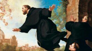 Svatý Josef Kopertinský: Ve škole mu to nešlo, pak přivedl k životu stádo mrtvých ovcí