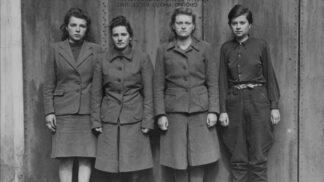 Krutá dozorkyně s obuškem: Irene Haschke se stala postrachem koncentračního tábora Bergen-Belsen