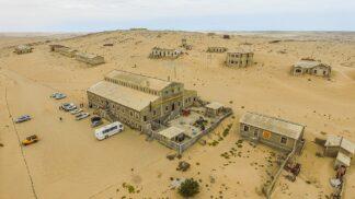 Návrat třetí říše? V Namibii již půl roku vládne Adolf Hitler
