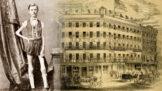 Živý kostlivec Isaac Sprague: Vydělával si jako odpudivá cirkusová atrakce, přesto zplodil tři syny