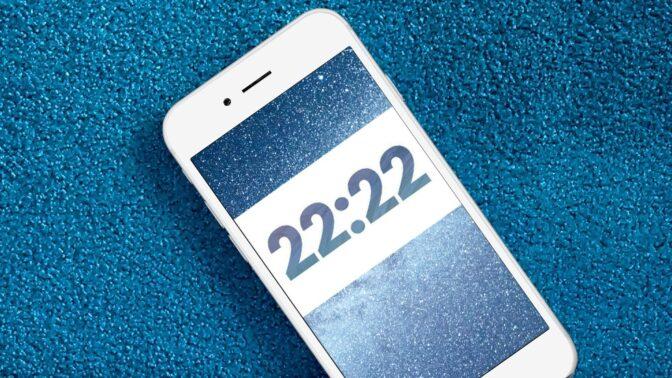 Andělské číslo 2222: Poznejte význam čísla, které často vídáte a může vám přinést štěstí
