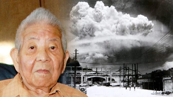 Svět se proměnil v říši mrtvých a ohně: Cutomu Jamaguči přežil atomové výbuchy v Hirošimě i Nagasaki