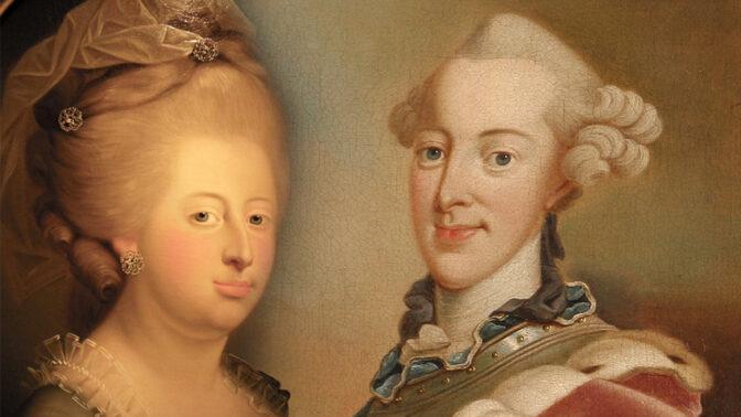 Chudák královna Karolina: Šílený král Kristián VII. byl víc v nevěstinci než na trůnu