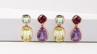 6 šperků s drahokamy, po kterých vaše srdce zatouží