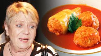 Vášnivá kuchařka Jaroslava Obermaierová se pochlubila receptem na báječné plněné papriky. Je to jednoduché a celkem rychlé
