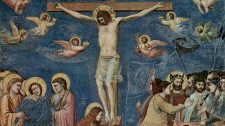 Velký pátek, připomínka utrpení: Ukřižovaným prodlužovali smrtelná muka houbou s octem