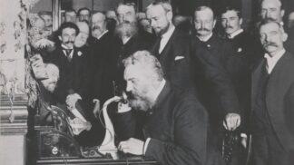 Výročí prvního telefonátu: Alexander Graham Bell zavolal do vedlejší místnosti a změnil svět