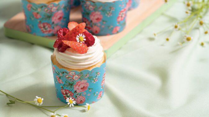 Cupcaky pro malé koledníčky: Dopřejte jim trochu jiné mlsání