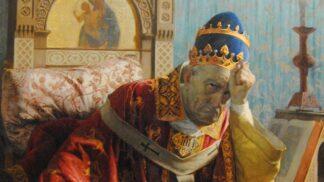 Církev řídil jako firmu, měl děti s vlastními sestřenkami: Osud pedofilního papeže Bonifáce VIII.