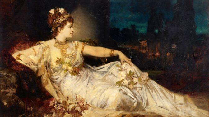 Nenasytná císařovna Messalina: Když jí milenci nestačili, chodila pracovat do nevěstinců