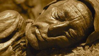 Tollundský muž: Obětovali ho bohům, zemřel s blaženým výrazem