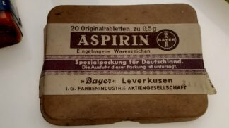 Pohnutá historie Aspirinu: Jeho skutečného otce pronásledovali nacisti, skončil v Terezíně