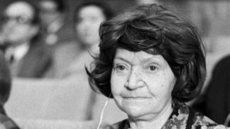 Profesionální vdova Gusta Fučíková: Většinu života těžila z kultu mrtvého manžela Julia
