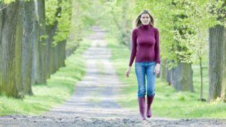 Čtvrthodinka chůze stačí: Báječná fakta, proč je procházka tím nejlepším nápadem