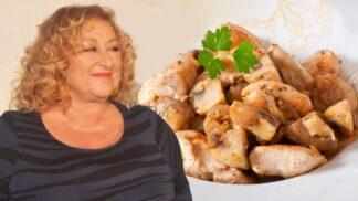 Rošťáci: Šťavnaté jídlo z kuřecího masa, které s láskou připravuje Halina Pawlowská
