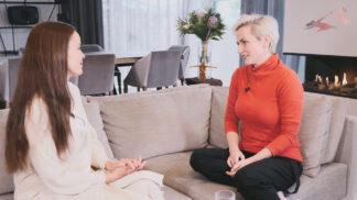 Moderátorka Lenny Trčková: Když jsem začala být vidět, lidé z rodného města mnou opovrhovali, říká v pořadu Žena v zenu