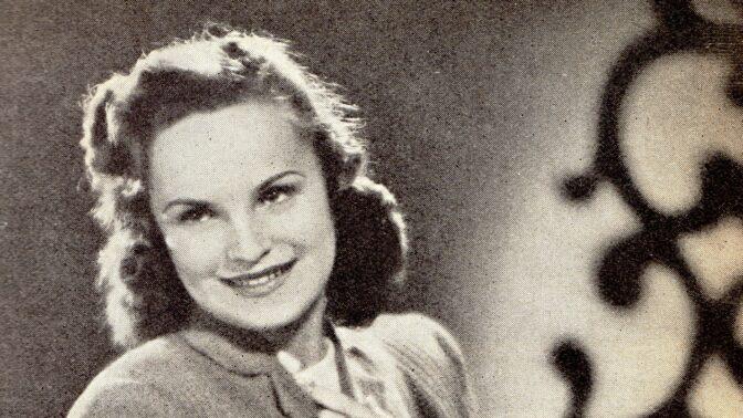 Prvorepubliková hvězda Zdenka Sulanová: Krásné herečce z pohádek pro ženy a dívky zničili kariéru komunisté