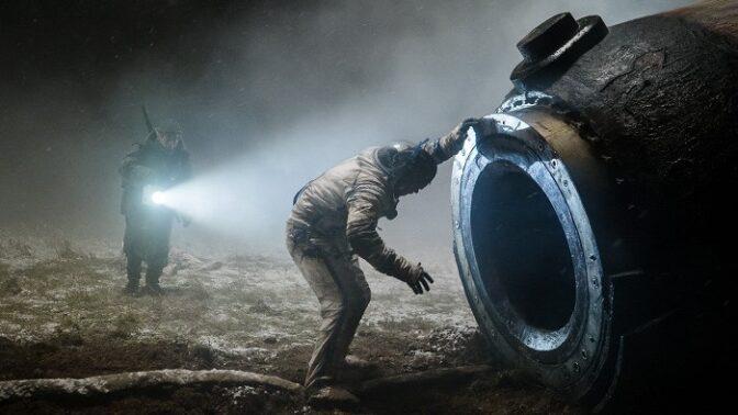 Ruský Sputnik dobývá svět, alespoň ve filmu o neznámé hrozbě z vesmíru