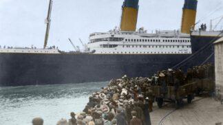 První a poslední vyplutí Titaniku: Takhle vypadal luxus, který vedl ke smrti