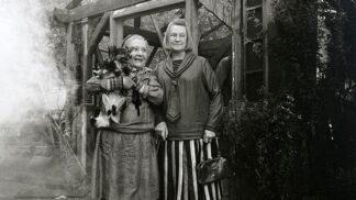 Drahé tety a já: Herečku Eva Svobodovou odnaučili kouřit komunisté