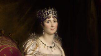 Napoleonova Josefína: Nemyjte se, jedu domů, vzkázal vojevůdce své ženě se zkaženými zuby