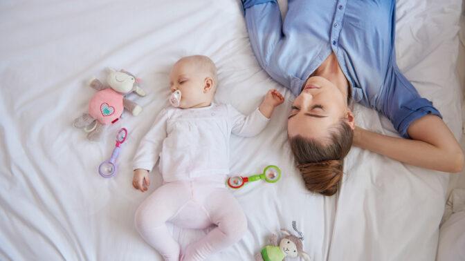 5 jednoduchých rad, jak si v mateřství uchovat zdravý rozum