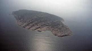 Ostrov čarodějnic Bla Jungfrun: Tajemný spirálový labyrint prý přináší neštěstí