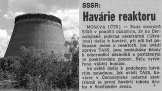 35 let od havárie Černobylu: Nemuseli jsme kupovat žárovky, stačilo zajít na houby, vzpomínají Češi