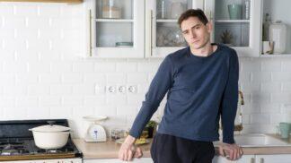 Franta (44): Ženou v domácnosti jsem já. Manželka si sama neuvaří ani čaj