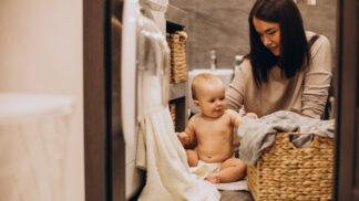 Praní prádla trošku jinak: Zkuste to bez fosfátů, levněji a šetrněji k sobě i přírodě