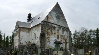 Děsivý velhartický hřbitov: Dějiště temného rituálu i hromadné vraždy
