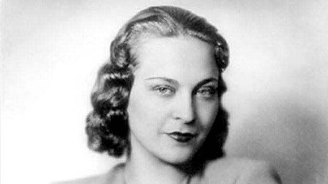 Zita Kabátová: Hvězda prvorepublikového filmu ztratila všechny milované muže. Jeden zemřel, dva emigrovali