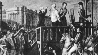 Příběhy zpod gilotiny: Ludvík XVI. měl prý tak tlustý krk, že ho museli dorazit sekyrou