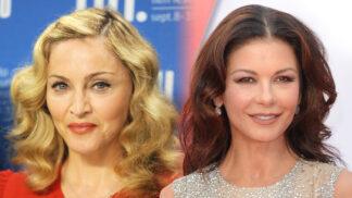 Stalkeři slavných: Madonně hrozili podřezáním, Catherine Zeta-Jones skončila s doživotním traumatem
