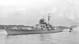 80. výročí potopení bitevní lodě Bismarck: Zničili si nacisti chloubu námořnictva sami?