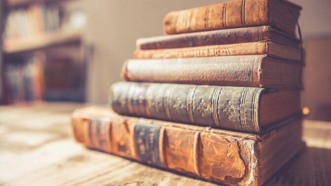Knihy vázané v lidské kůži: Vyráběly se ze zločinců i intimních partií žen