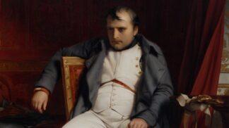 200 let od smrti Napoleona Bonaparta: Jedl pouze rukama a neměl rád ženy v černém