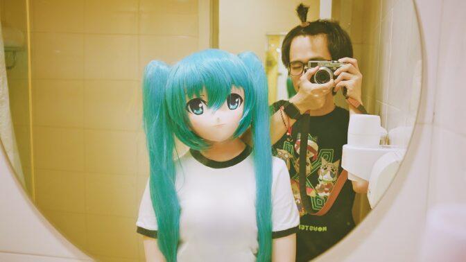 Bizarní svatba: Japonec se oženil s hologramem šestnáctileté dívky. Nebyl sám