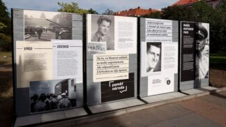 Rusové mu prostřelili obě kolena. Mrazivé zkušenosti se sovětskou armádou odkrývá unikátní výstava