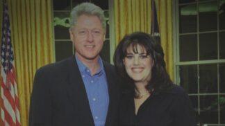 Největší lži historie: Aféru Billa Clintona a Moniky Lewinské sledoval celý svět