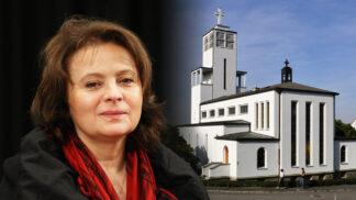 Pohřeb Libuše Šafránkové v milovaném kostele: Temná minulost místa, kde hledala útěchu