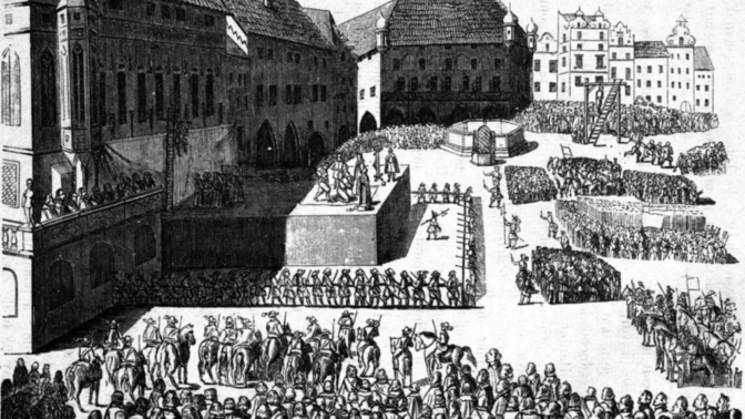 400 let od popravy 27 českých pánů: Zhnusený byl i samotný kat Jan Mydlář