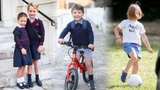 Hobby dětí z britské královské rodiny: Kdo válí rugby a kdo raději zajde do divadla?