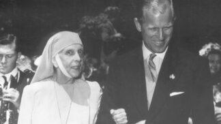 Princ Philip by se dožil 100 let: Matka o něj nedbala, mluvila prý s Kristem a léčila se u Freuda