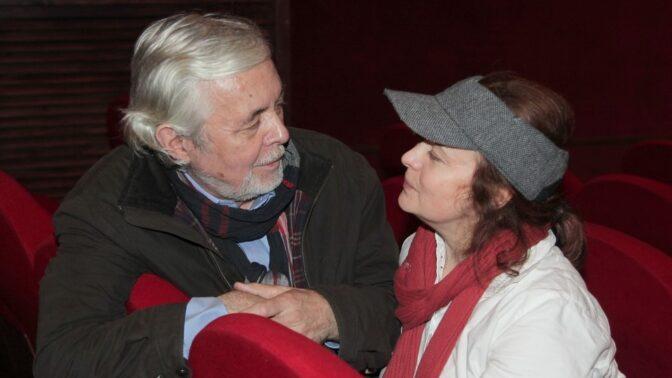 Vztah Josefa Abrháma a Libuše Šafránkové: Ona měla od začátku oči jen pro něj, vzpomínal Landovský
