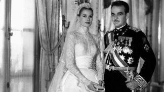 Tajemství svatebních bot Grace Kelly: Až rentgen ukázal, co v nich měla